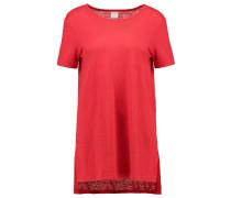 CORA - T-Shirt basic - rosso