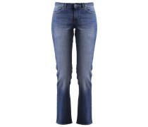 SARA NARROW Jeans Straight Leg indigo splash