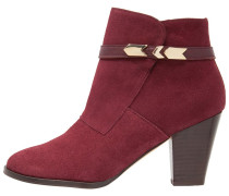 ANN - Ankle Boot - bordo