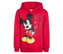 MICKEY Sweatshirt lipstick red