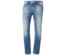 JOHN Jeans Straight Leg light blue denim