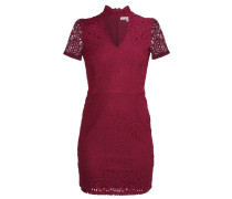 ACE Freizeitkleid dark red