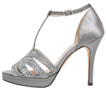 NOGUERA High Heel Sandaletten grey