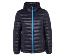 VARUNA Daunenjacke navy/red/white