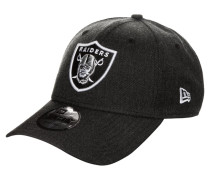 9FORTY NFL OAKLAND RAIDERS - Cap - heather black/white