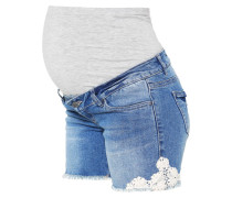 MLHONEY Jeans Shorts medium blue denim