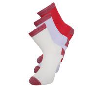 3 PACK - Socken - red