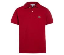 Poloshirt dark red