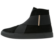 FLIGHT Sneaker high black