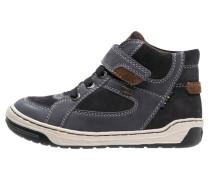 BARNEY Sneaker high navy/camel