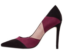 AZZRA High Heel Pumps burgunderrot
