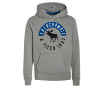 Kapuzenpullover light grey