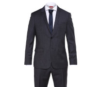 TATE/PARIS Anzug uniform blue