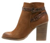 ADDA High Heel Stiefelette brown