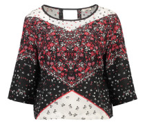 JUSTINA Bluse red/bright