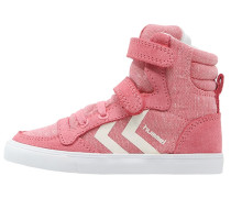 SLIMMER STADIL Sneaker high salmon rose