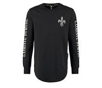 SEV Sweatshirt black/white