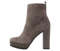 AMINA High Heel Stiefelette smoke