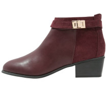 ALESSIA Ankle Boot burgundy