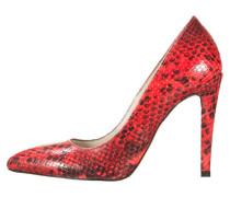 High Heel Pumps rosso