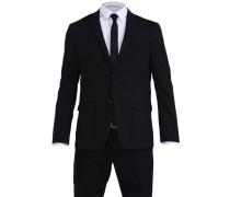 TATE/PARIS Anzug black