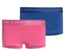 2 PACK Panties blue melange