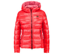 Daunenjacke red