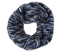 EGONA Schlauchschal blue/black
