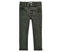 Jeans Straight Leg green
