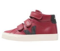ESPLARD Sneaker high marsala/black