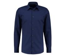 PIERRE SLIM FIT Businesshemd dark blue