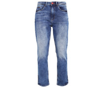 COLETTA RECYCLED DENIM - Jeans Relaxed Fit - medium blue