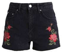 ROSE - Jeans Shorts - washedblack