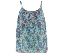 JRSEMA SINGLET Bluse pastel turquoise