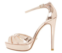 MIXI - Plateausandalette - rose gold