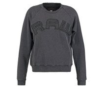 GStar UMBONY R SW L/S BOYFRIEND FIT Sweatshirt black