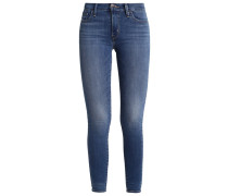 710 SUPER SKINNY - Jeans Skinny Fit - hella shady