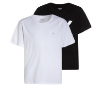 2 PACK - Unterhemd / Shirt - black
