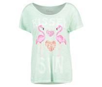 T-Shirt print - pistazie