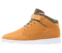 WUNK FUR LIGHT Sneaker high cognac