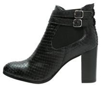 ABRIA High Heel Stiefelette noir