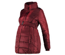 MLQUILTY Winterjacke decadent choco