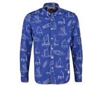 SAXTON CLASSIC FIT Hemd blue