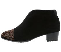 PADMA Ankle Boot cognac/schwarz