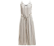 Jumpsuit offwhite and black