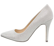 DRUMONT High Heel Pumps silver