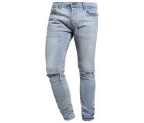MARTEL Jeans Slim Fit mid blue