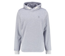 GStar CALOW HOODED SW L/S Kapuzenpullover grey heather