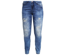 JRFIVE JUL Jeans Slim Fit medium blue denim