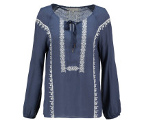 KAYLEE Bluse vintage blue